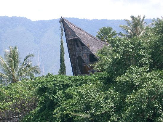 Samosir, Indonesia: The Lonely Planet shot