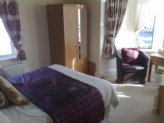 Bentley Lodge: Our Bedroom