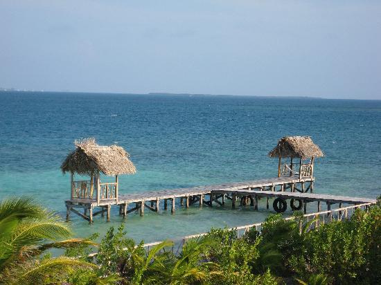 Thatch Caye, a Muy'Ono Resort : paradise