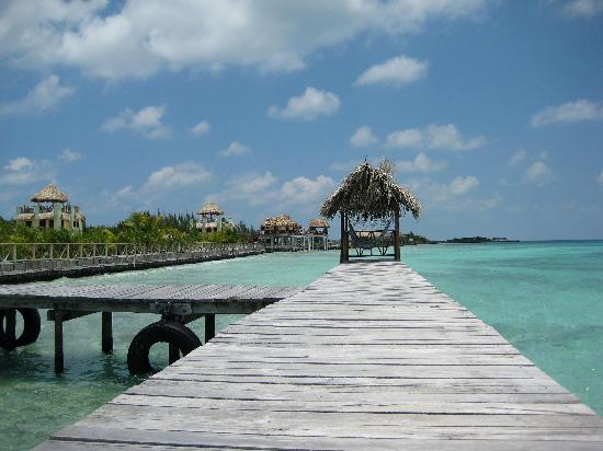 Thatch Caye, a Muy'Ono Resort : so peaceful