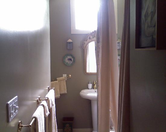 Coccinelle : bathroom