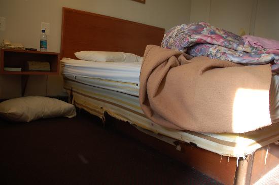 Royal Inn: Bed