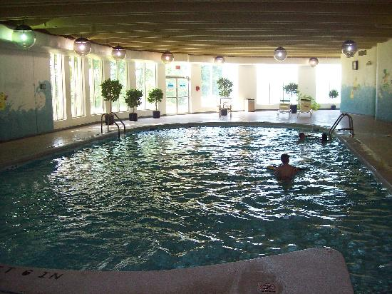 Potawatomi Inn And Conference Center Indoor Pool