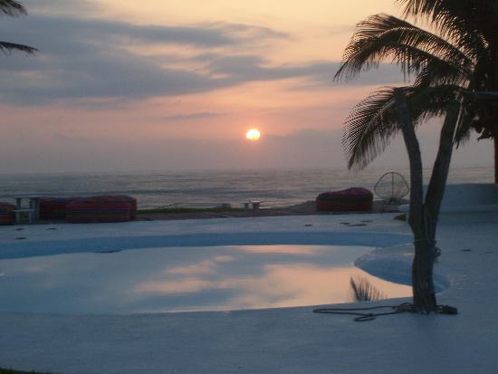 Monte Gordo, Meksyk: sunset