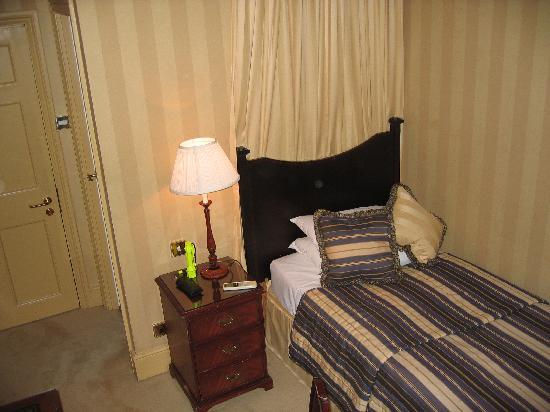 Таплоу, UK: Single Room - Small Bed - Taplow House