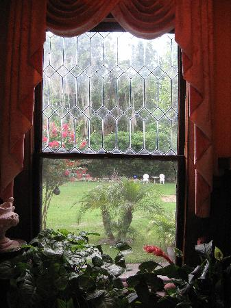 Herlong Mansion Bed and Breakfast Inn: The garden