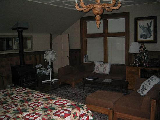Calumet and Arizona Guest House : Bedroom at Arizona Guesthouse