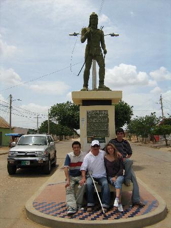 La Guajira Department, โคลอมเบีย: Uribia capital de la cultura guayu
