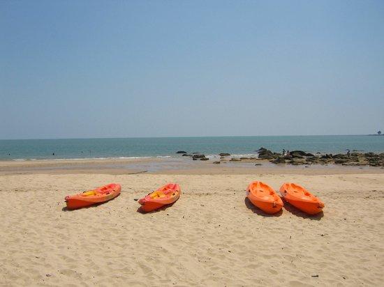Sarawak, ماليزيا: Damai Beach