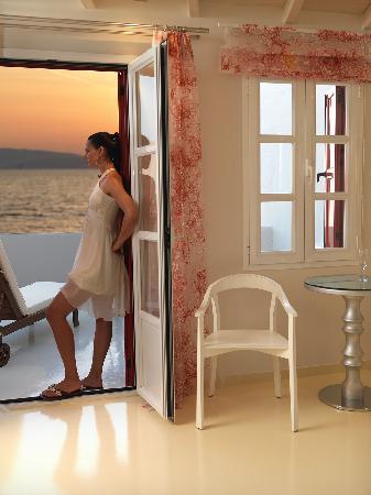 Iria Beach Art Hotel: the best room in the hotel