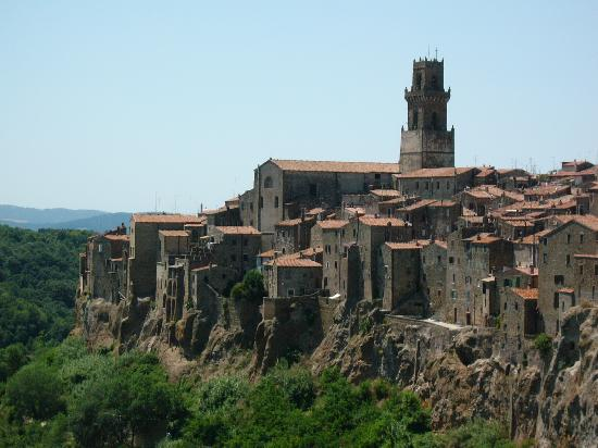 Pitigliano, إيطاليا: Pitigliano