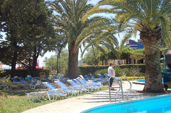 Hotel Montenegro Beach Resort : pool