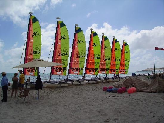 Aldiana Club Djerba Atlantide: Base nautique