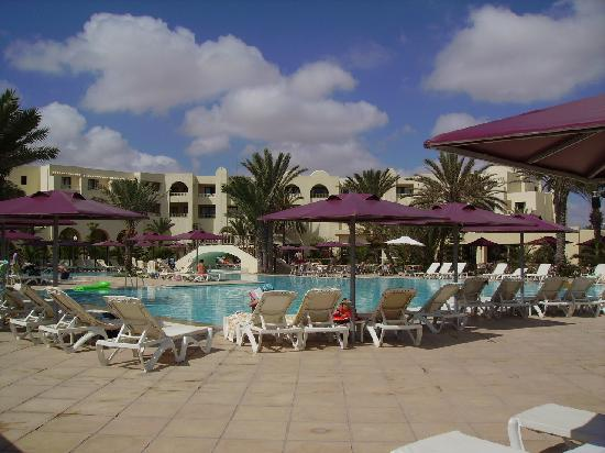 Aldiana Club Djerba Atlantide: piscine