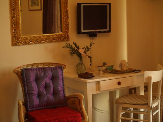 Aroma di Mantova: this is what welcomes you in your room