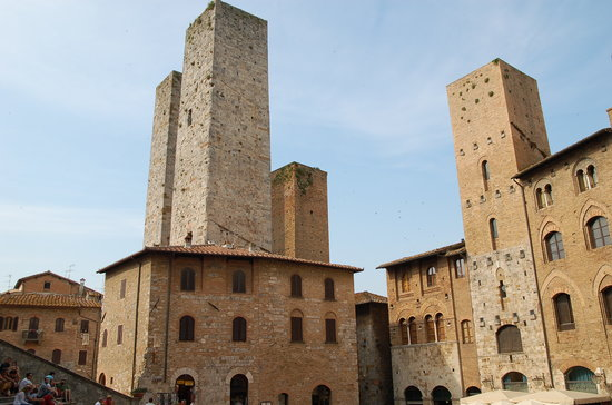 Delicatessen Restaurants in San Gimignano