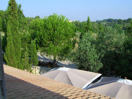 Finca Son Jorbo: View from Azul terrace