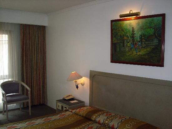 Royal Palace Hotel : Guest room