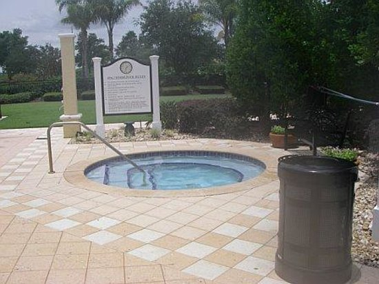 Reunion Resort, A Salamander Golf & Spa Resort: hot tub