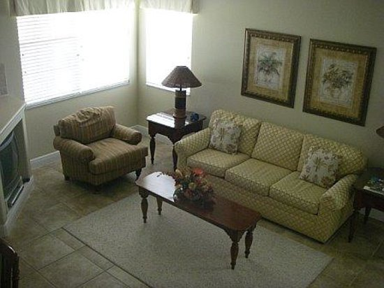 Reunion Resort, A Salamander Golf & Spa Resort: living room