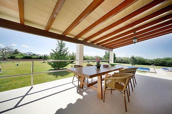 Sealand Villas: View from the veranda