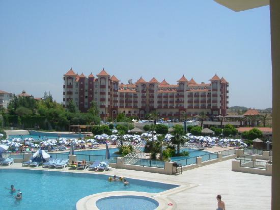Side Mare Resort & Spa: pools