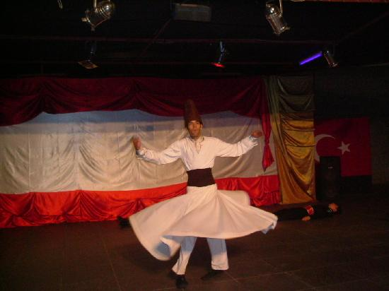 Side Mare Resort & Spa: Turkish Gala evening