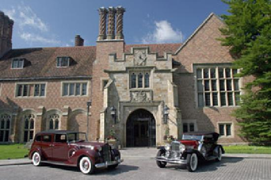 Meadow Brook Hall: Meadow Brook Concours d'Elegance
