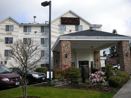 베스트 웨스턴 플러스 밴쿠버 몰 드라이브 호텔 & 스위트 사진
