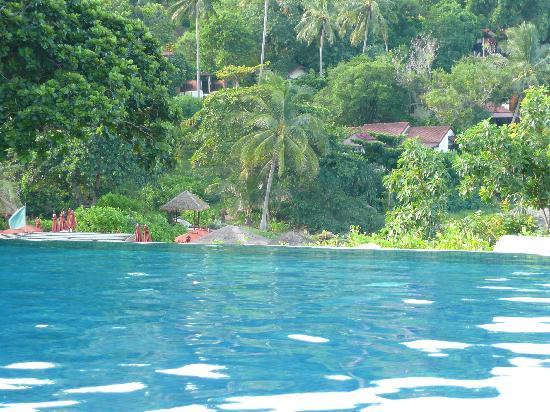 La piscine zen fotograf a de the tongsai bay bophut for Piscine zen