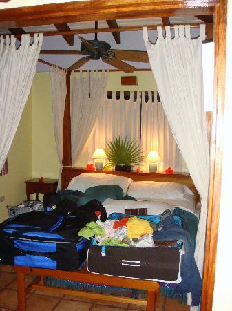 Hamanasi Adventure and Dive Resort : Honeymoon Suite