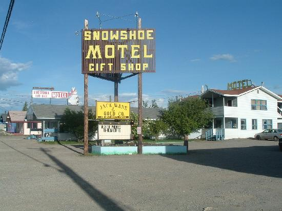 ‪‪Snowshoe Motel Fine Art and Gifts‬: The Snowshoe Motel‬