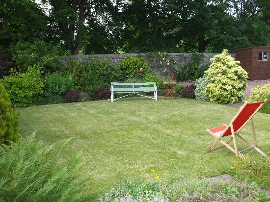 Botanics Bed & Breakfast : Garden