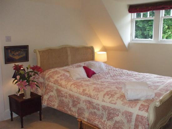 Botanics Bed & Breakfast : Bedroom