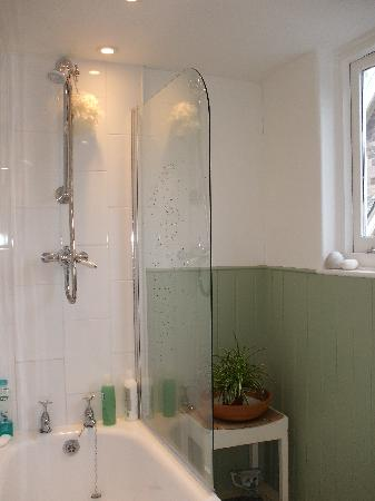 Botanics Bed & Breakfast : Bathroom