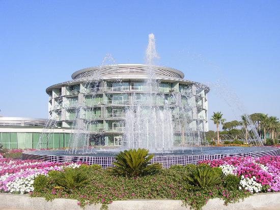 Calista Luxury Resort: 9