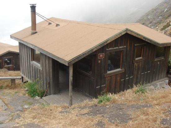 Steep Ravine Cabins : Cabin #6 In The Fog