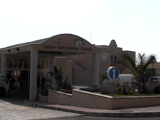 Pafian Park Holiday Village: Hotel