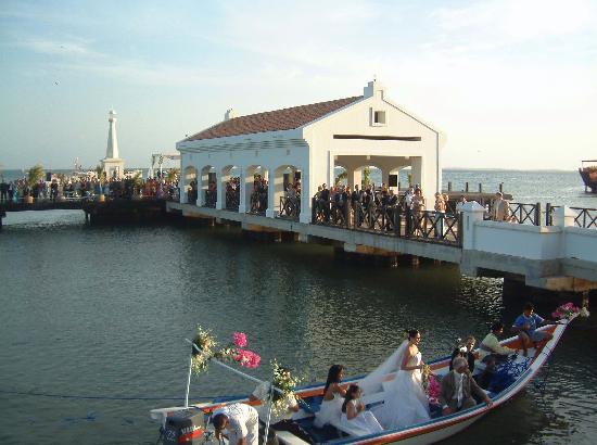 Ilha de Margarita, Venezuela: Puerto de La Mar Wedding, Porlamar, margarita Island