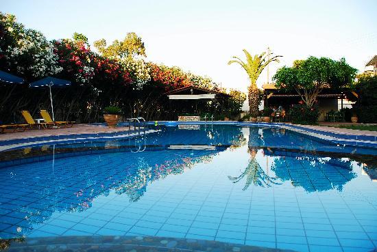 Lefka Apartments: The pool