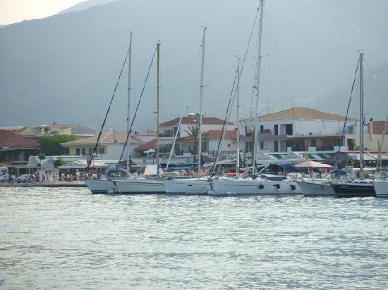 Athos Hotel: Yachts of Nidri