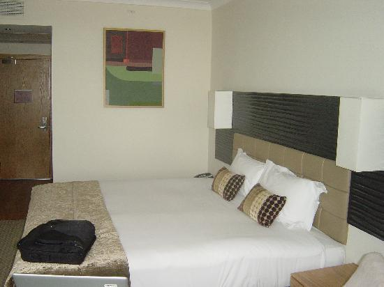 Cork International Hotel: Cork International Airport Hotel Room No 107
