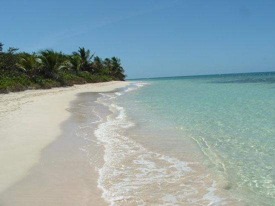 Culebra, Porto Riko: Flamenco Beach