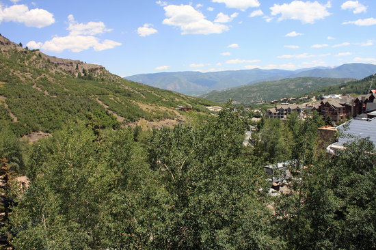 Snowmass Village, CO : View from Room 606