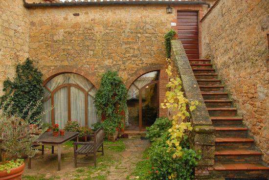 Agriturismo Cretaiole di Luciano Moricciani: Cretaiole Apartment