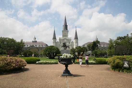 Nowy Orlean, Luizjana: PLAZA DE ARMAS, NEW ORLEANS
