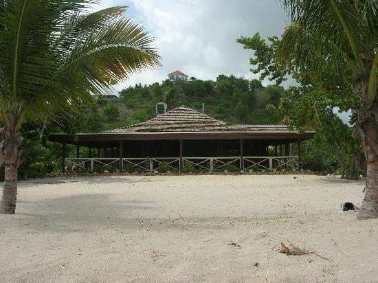 Galley Bay Resort: View of the new Ismays Restaurant
