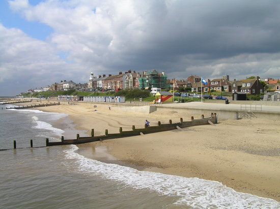 Саутволд, UK: Southwold