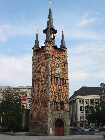 Courtrai, Belgique : Belfry
