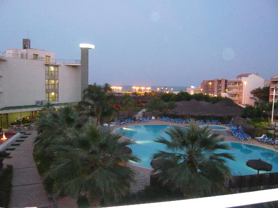 Agh Canet Hotel: Late nigth